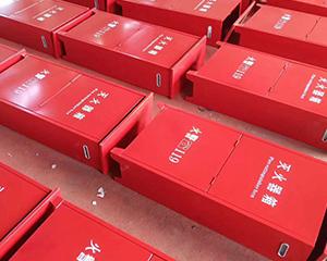 内蒙古灭火器箱价格